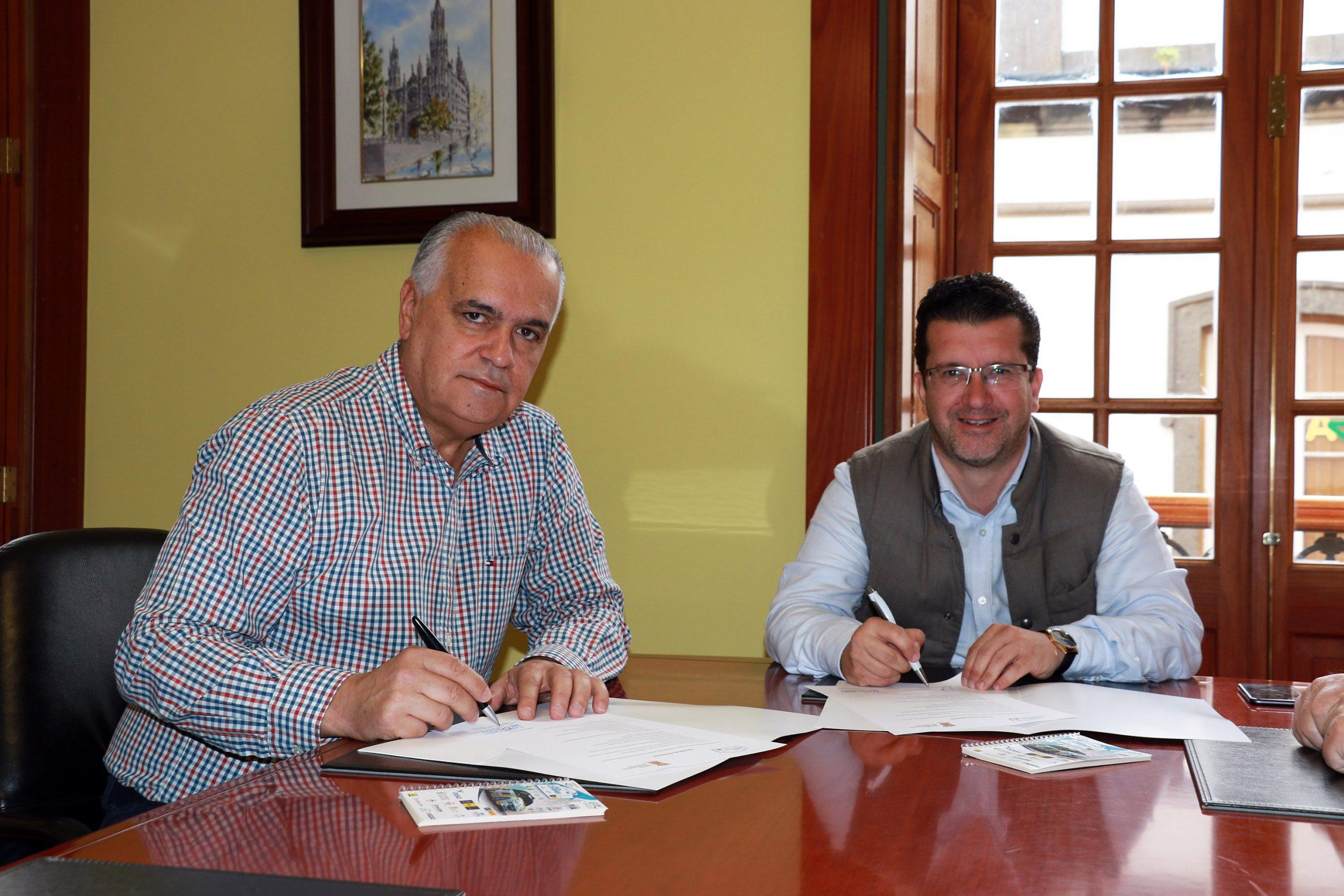 🏁  Arucas, otro municipio con peso específico en el recorrido del Rally Islas Canarias