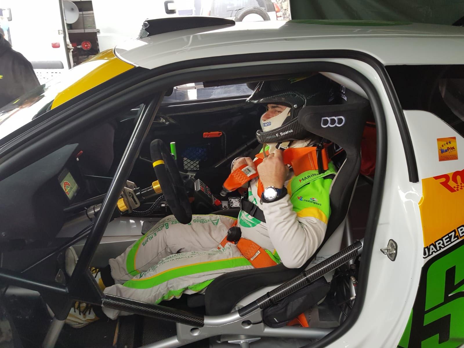 📢 Fran Suárez y José A. de la Torre ilusionados ante la 35º del 35 Rally Orvecame Norte-Trofeo CICAR
