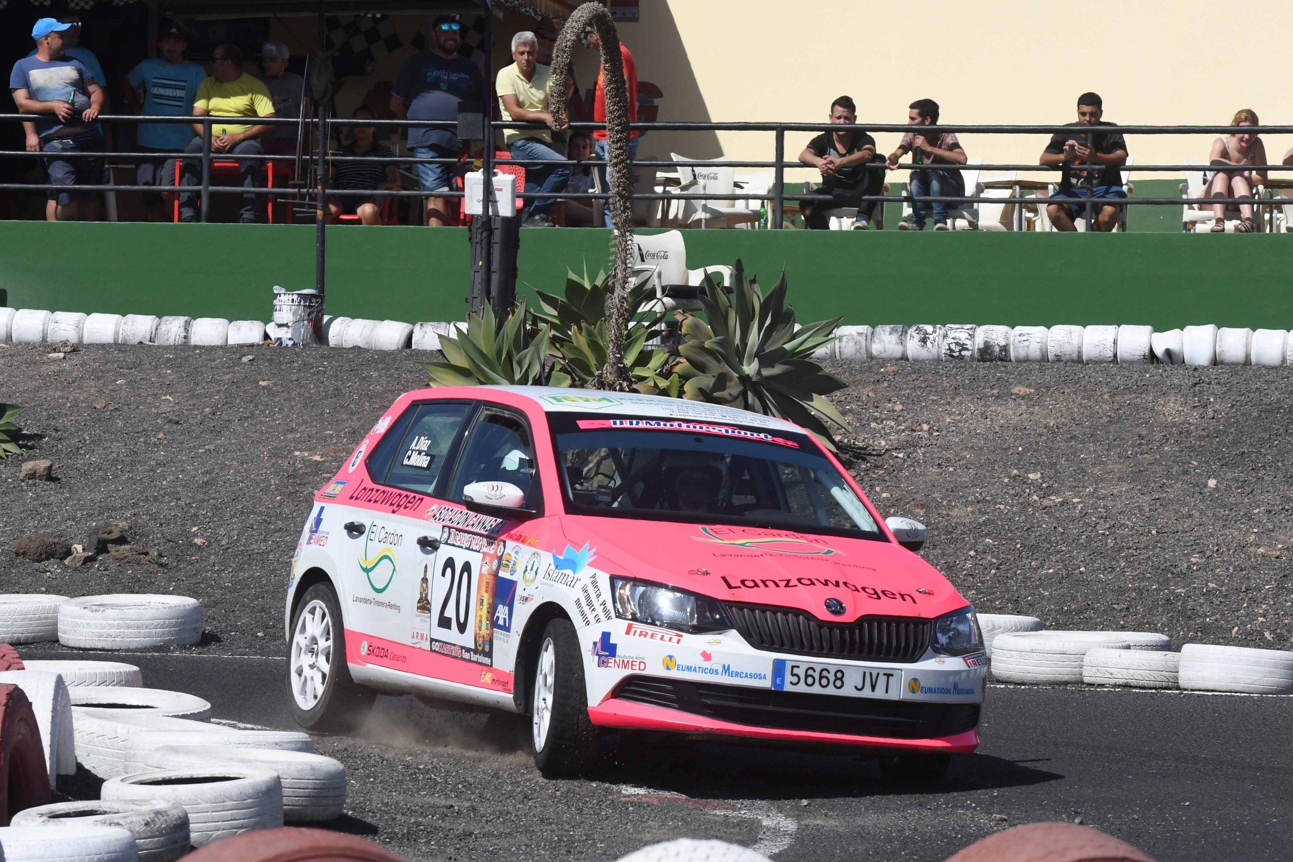 📢 Se pone en marcha el IV Rallye Tías – Yaiza 'Trofeo  Lanzarote Karting San Bartolomé'
