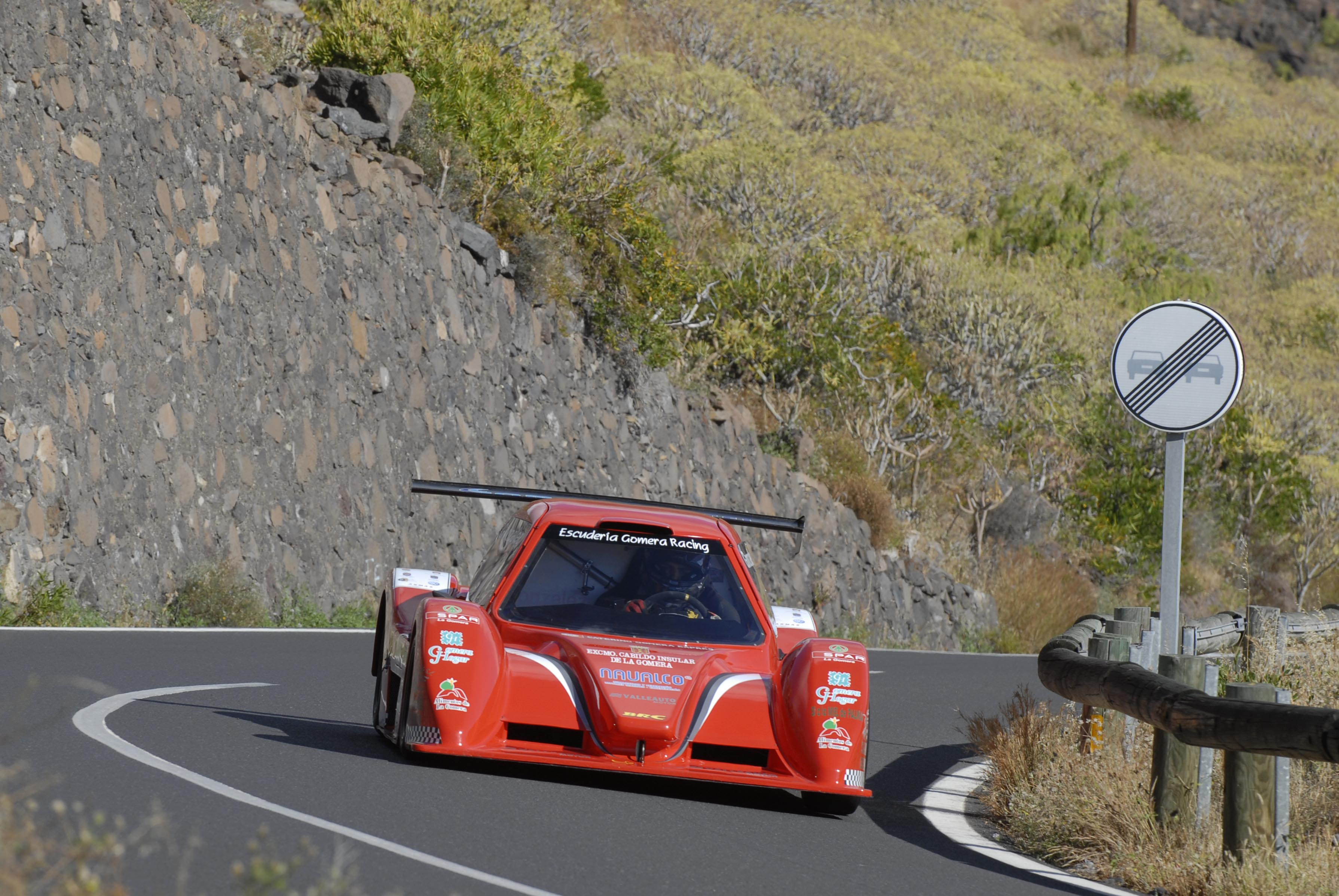 📢 La Escudería Gomera Racing organizará tres pruebas en la temporada 2019