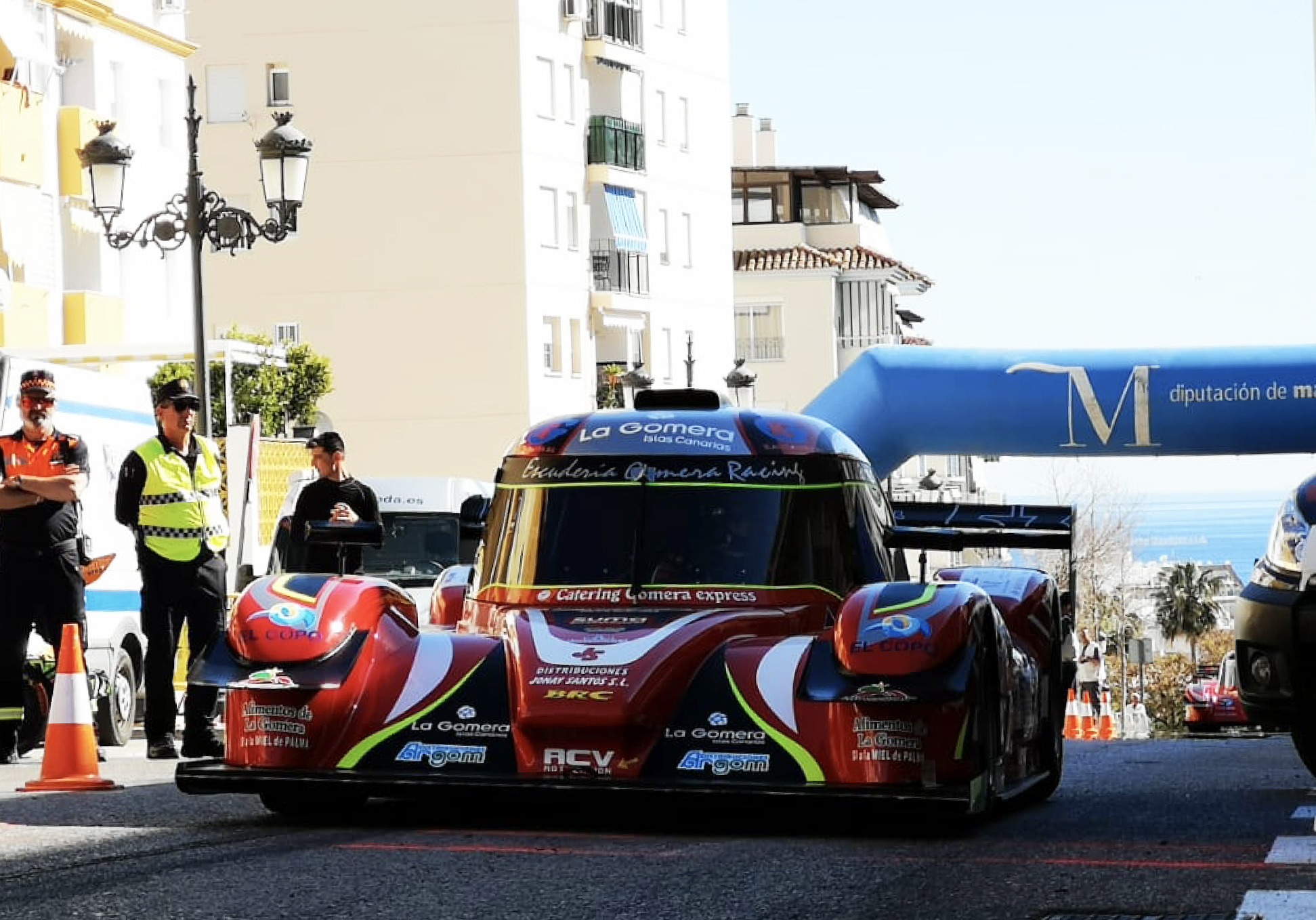 📢 José Manuel González inicia su proyecto con un podio en la Categoría I del Campeonato de España de Montaña