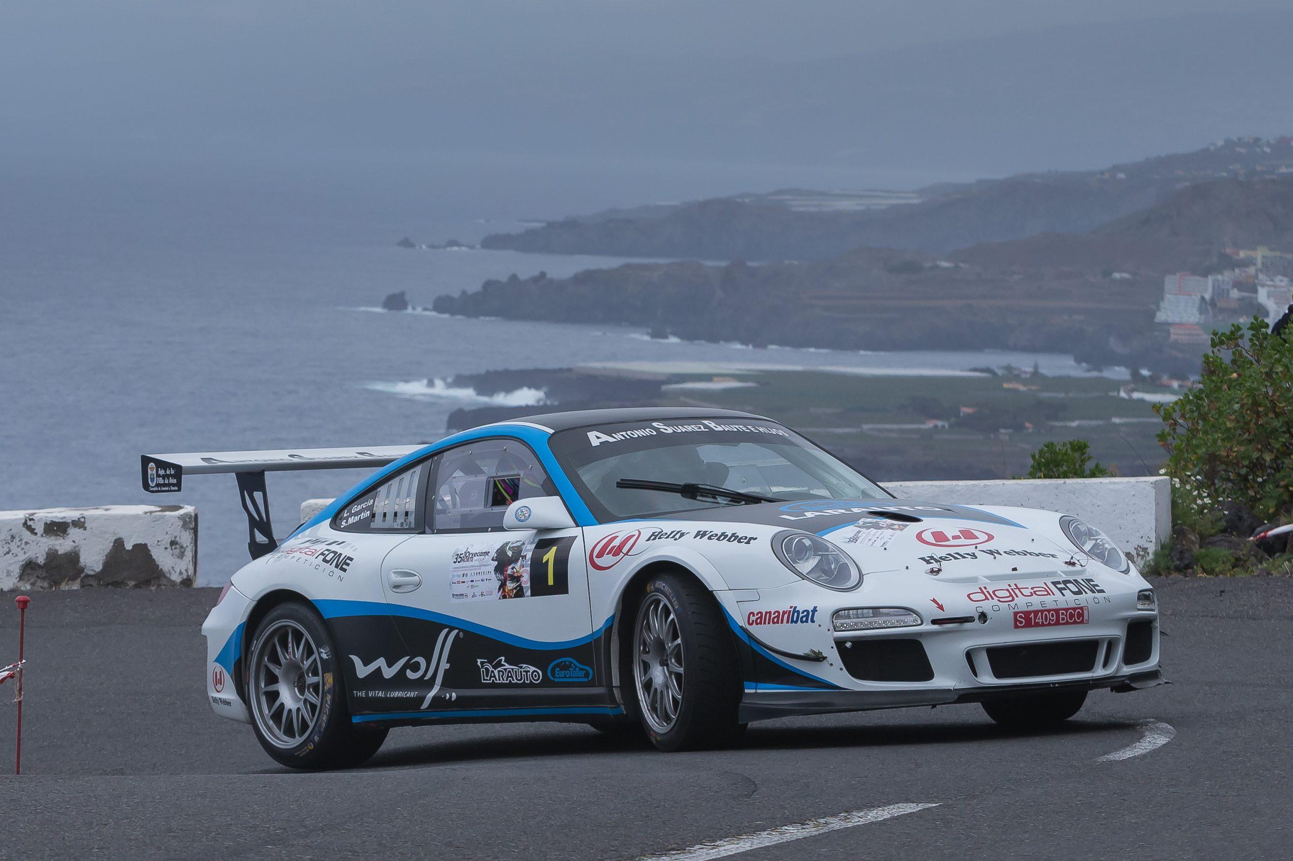 🏆 Lauren García y Samuel Martín empiezan su temporada subiendo al podio del Rallye Norte