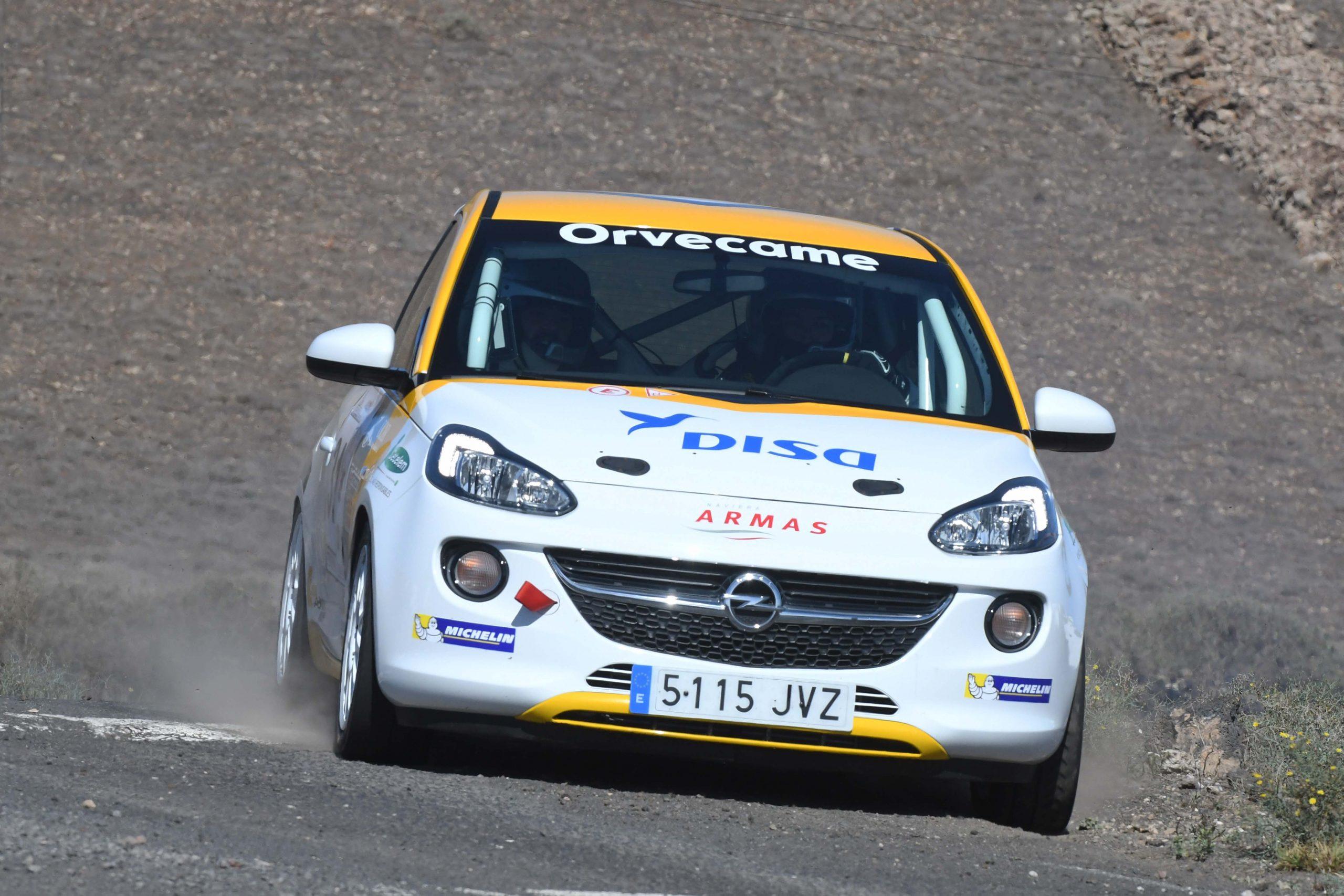 📢 Relación provisional de inscritos del XXXV Rallye Villa de  Santa Brígida