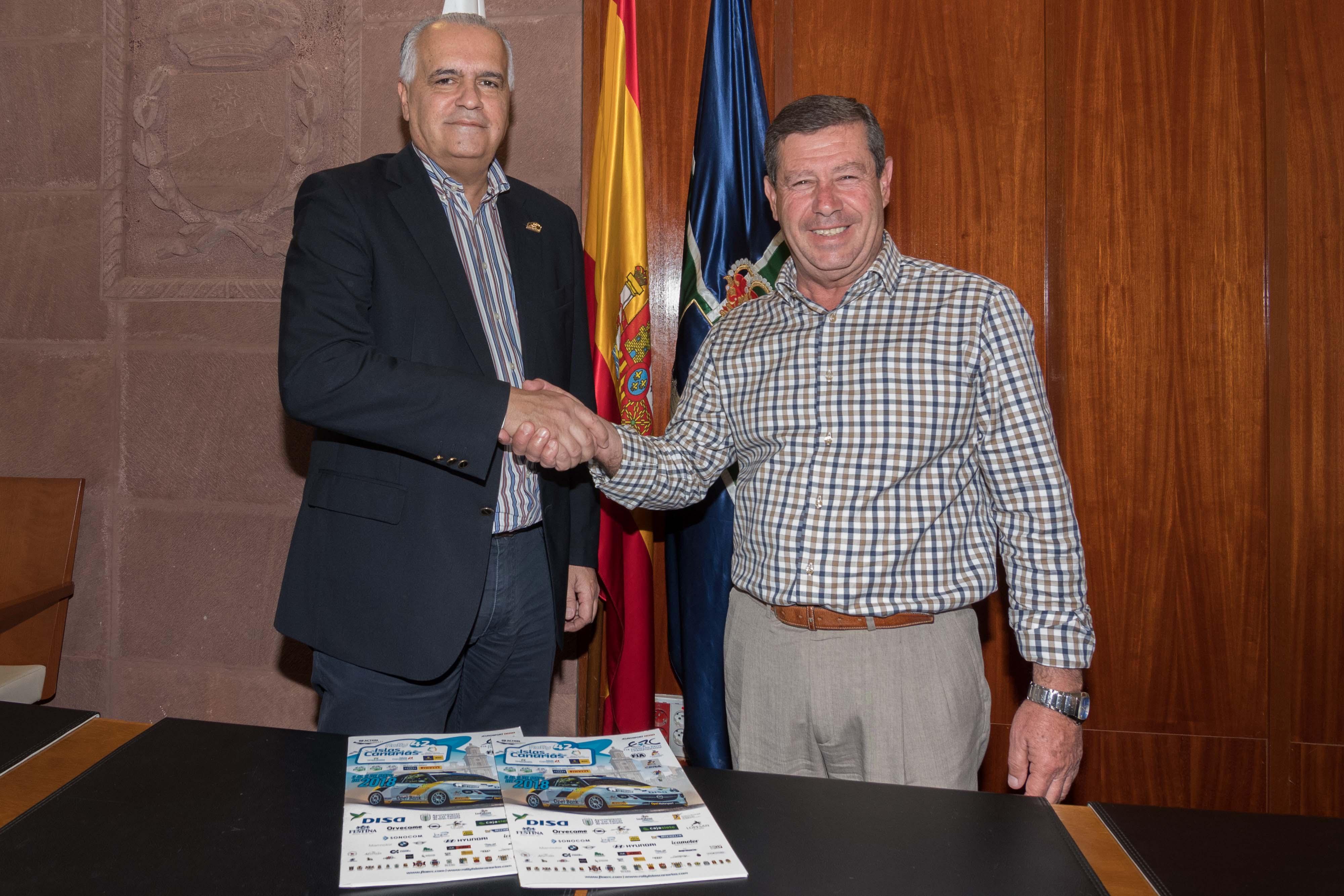 📢 Tejeda, clave en la edición 43 del Rally Islas Canarias