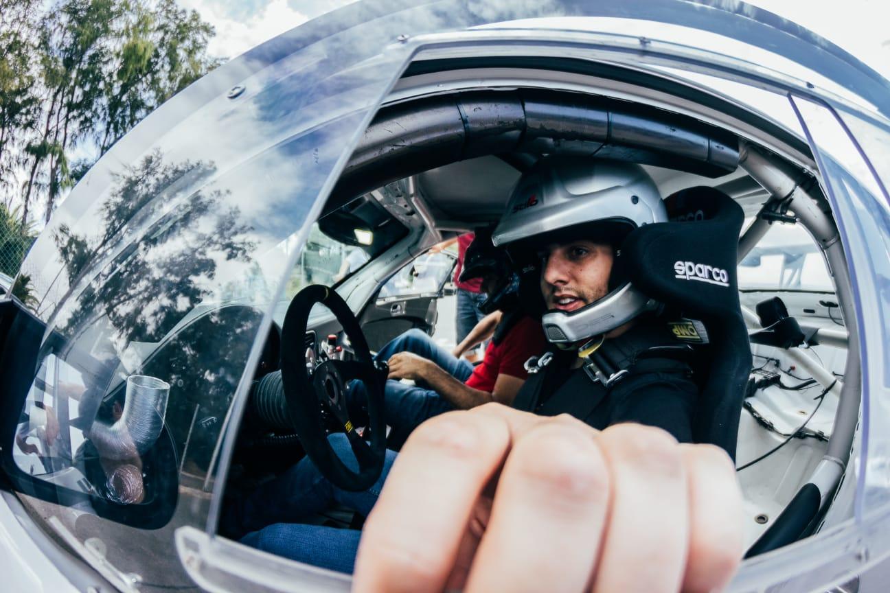 """📌 Iván Alemán – Porsche 911 GT3 🚗 """"Una pinza de freno ha impedido que estemos en Artenara"""""""