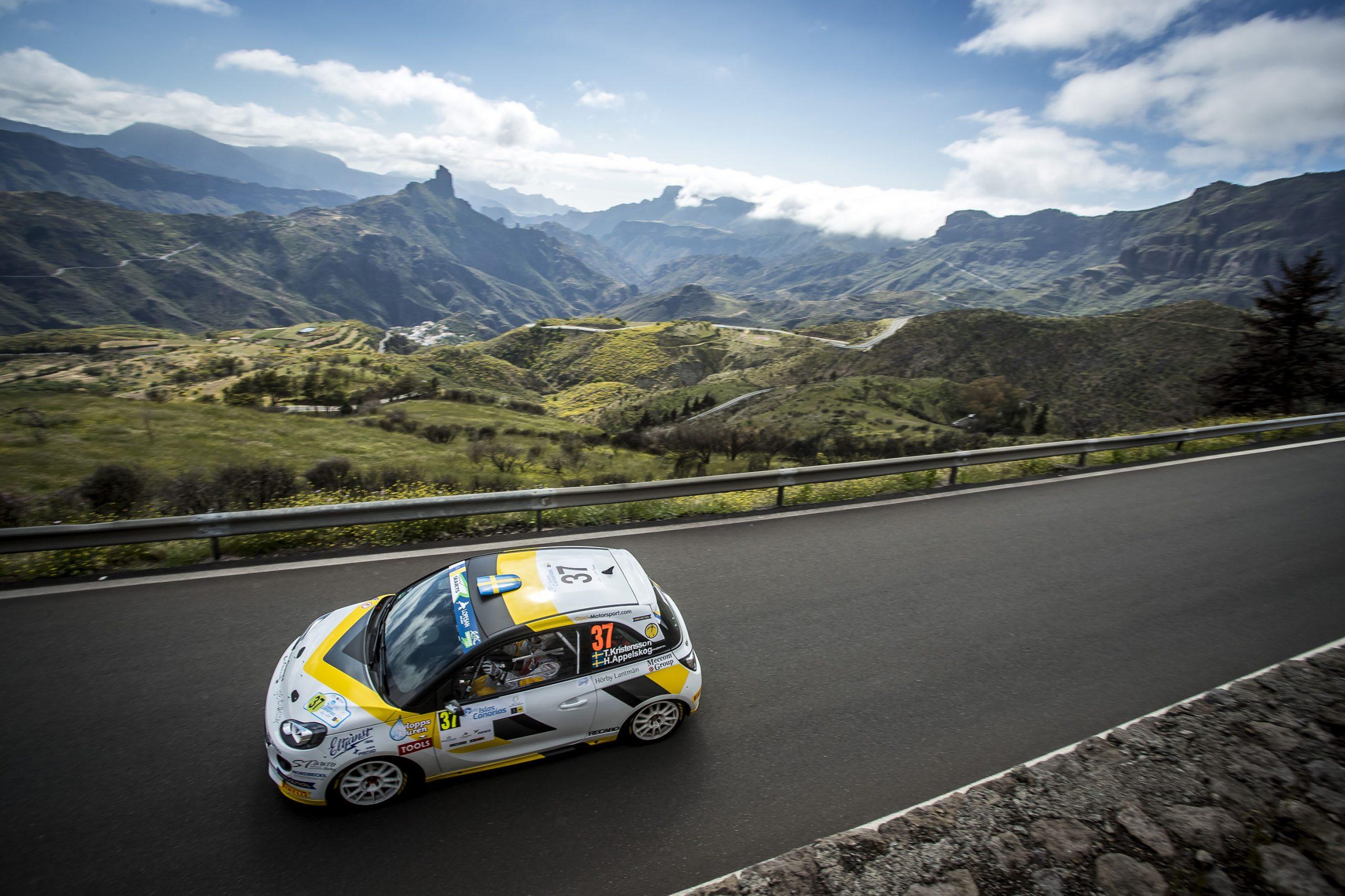 📢 Más de 70 equipos inscritos a un día del cierre de inscripciones del 🏁 Rally Islas Canarias