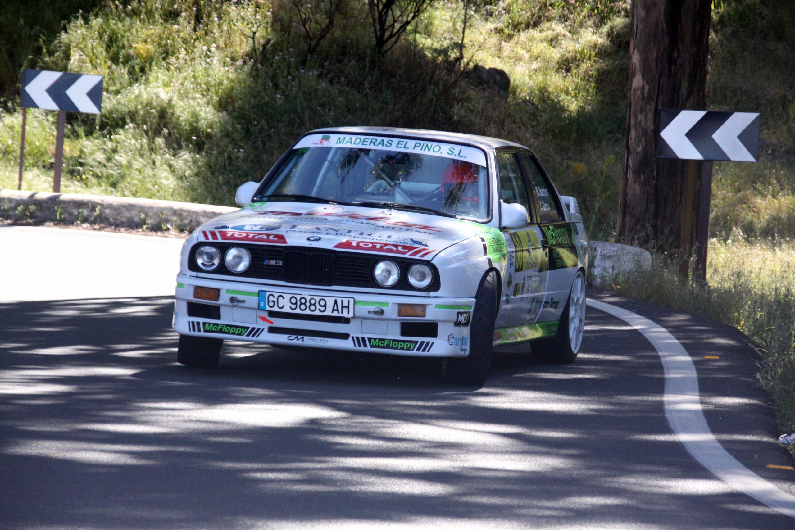📢 Buen final para el equipo Quintino Motorsport en la Subida a Tejeda, Gran Canaria