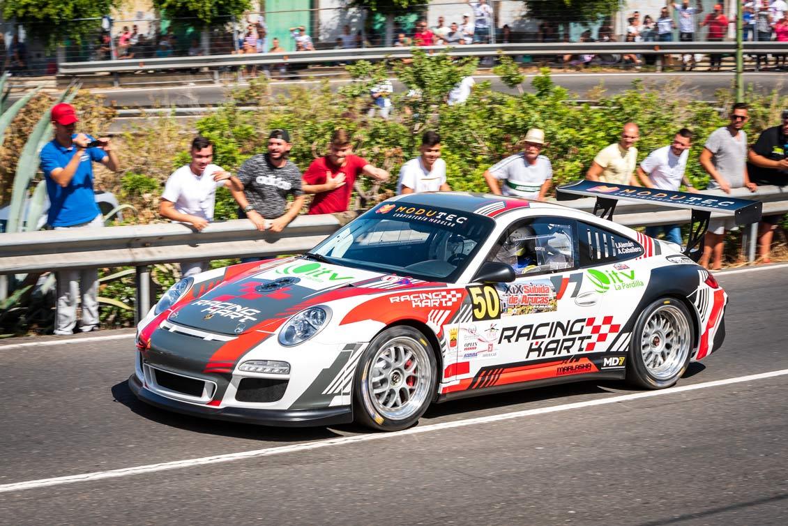 "🚗 Iván Alemán – Porsche 911 GT3 👉 ""Siempre he querido hacer rallys con el Porsche"""