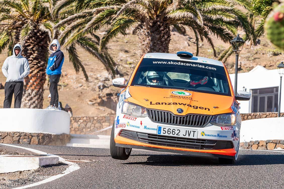 📢 Alfredo Guerra y Gabriel Espino, los primeros ganadores en la III Copa Škoda Fabia