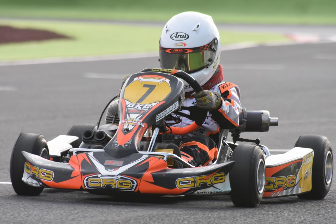📢 La primera prueba del Campeonato de Canarias se celebrará este fin de semana en el Lanzarote Karting Club con 33 pilotos inscritos.