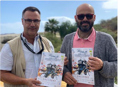 📢 ¡Faltan 30 días! -Revista Oficial y Actividad en el IES ADEJE del 🏁 Rallye Villa de Adeje