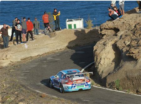 📢 Publicado el itinerario oficial con 457 kilómetros del Rallye Villa de Adeje