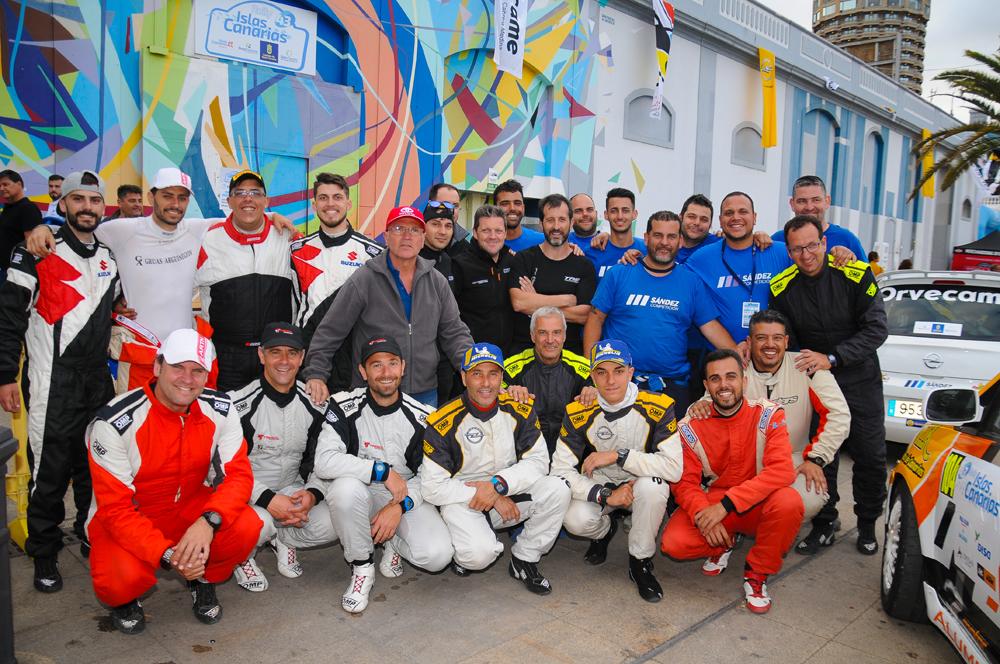 📢 SÁNDEZ Competición tras su paso por el 🏁43 Rally Islas Canarias