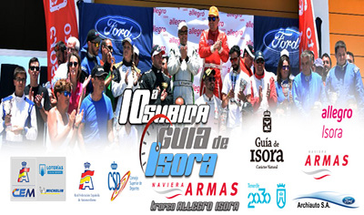 📢 Escudería Isora Motorsport y Ayuntamiento de Guía de Isora renuevan su acuerdo. 👏