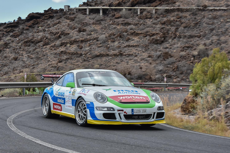 🚗💨 Enrique Cruz y el equipo DISA Copi Sport, rumbo a La Palma.