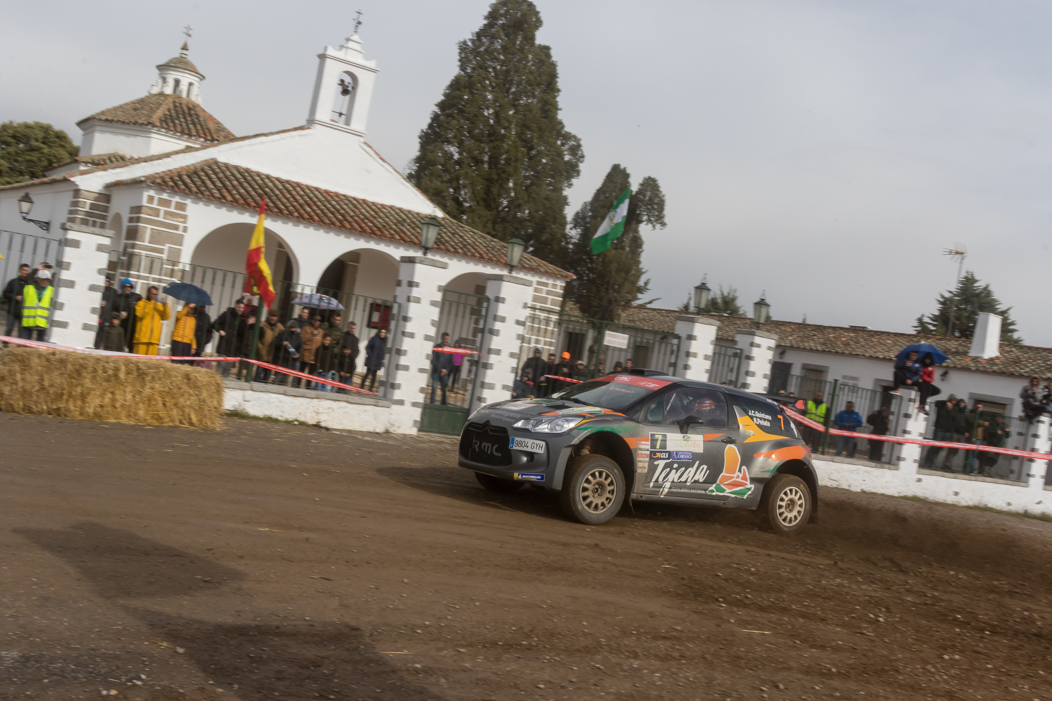 🚗💨 Quintana-Peñate correrán este fin de semana el 🏁III Rallye de Astorga