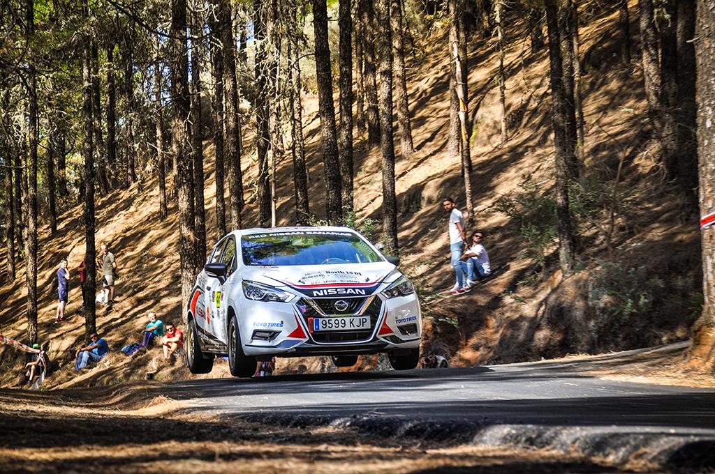 📢 Cara y Cruz para el DRI Sport Racing en el 🏁 Rallye Isla de Gran Canaria