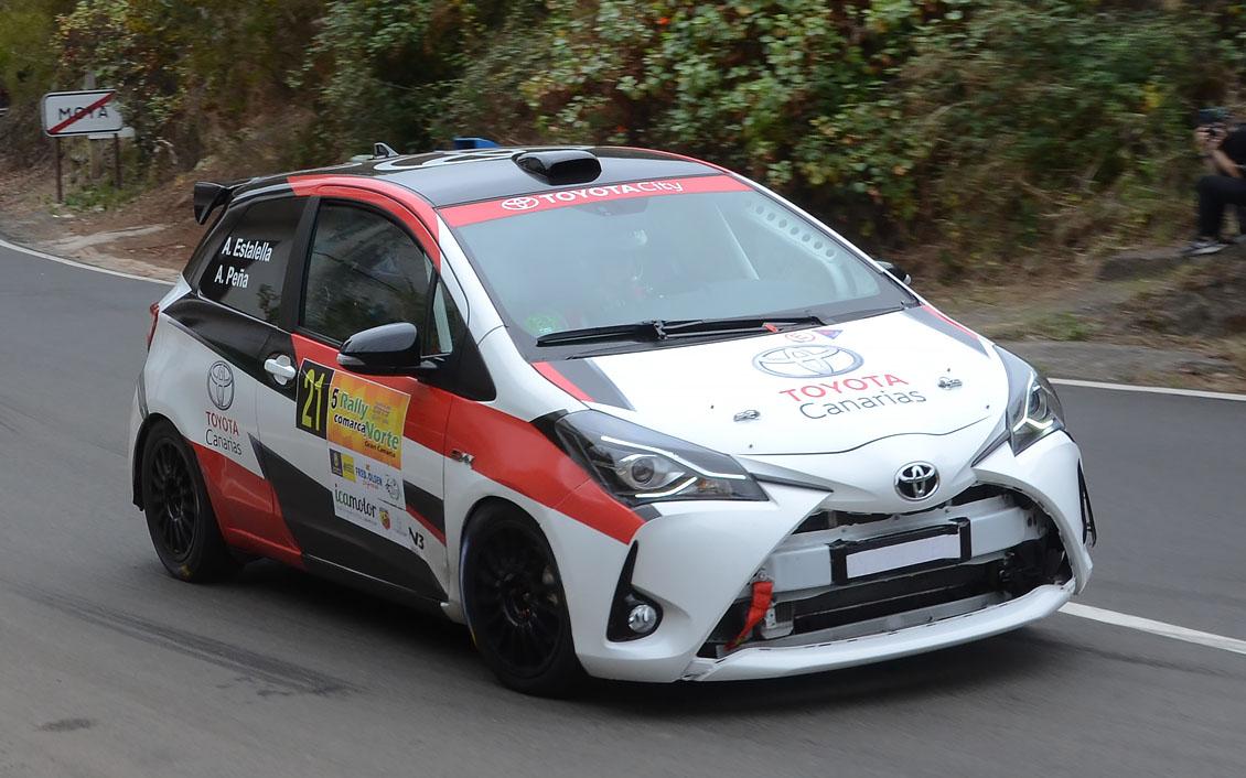 🚗💨 Suerte dispar para Padaman Sport en el 🏁 Rally Comarca Norte