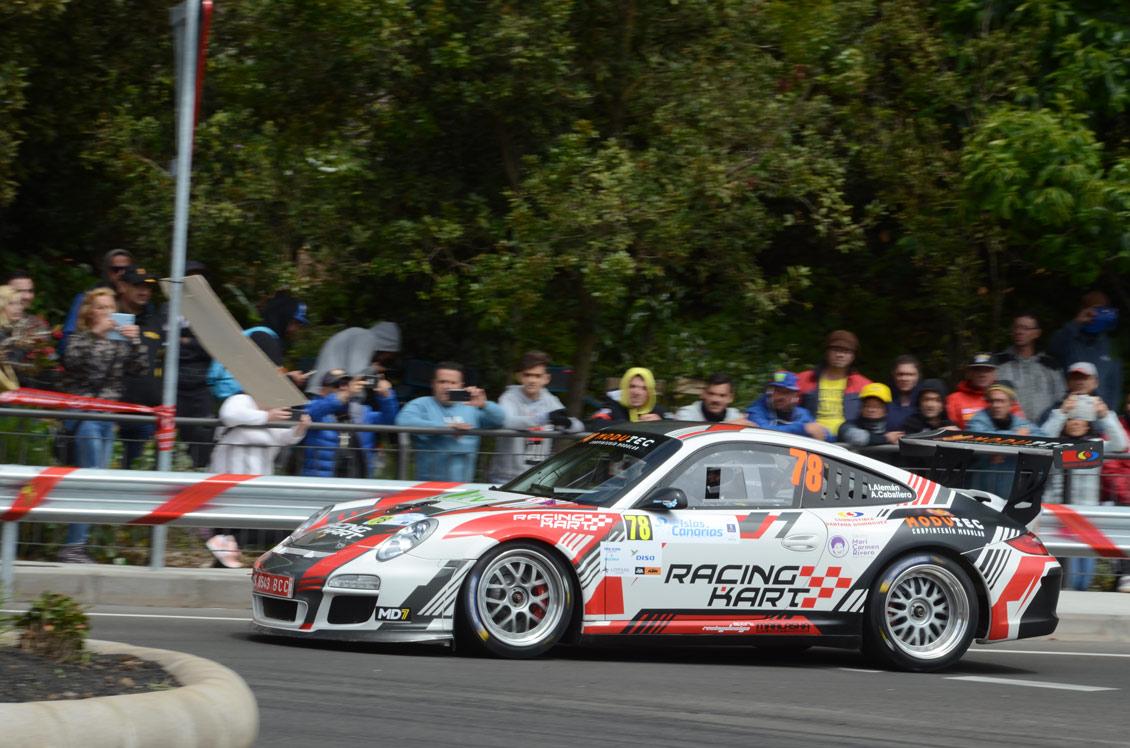 """Iván Alemán 🚗💨 Porsche 911 GT3 🗣 """"El objetivo principal es seguir haciendo kilómetros con el Porsche"""""""