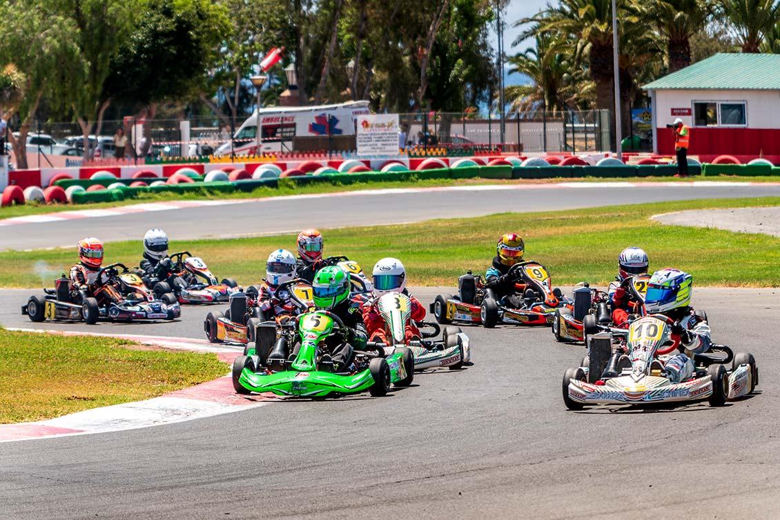 📢Gran ambiente en la 2ª prueba del 🏎Campeonato Regional y Provincial de Karting