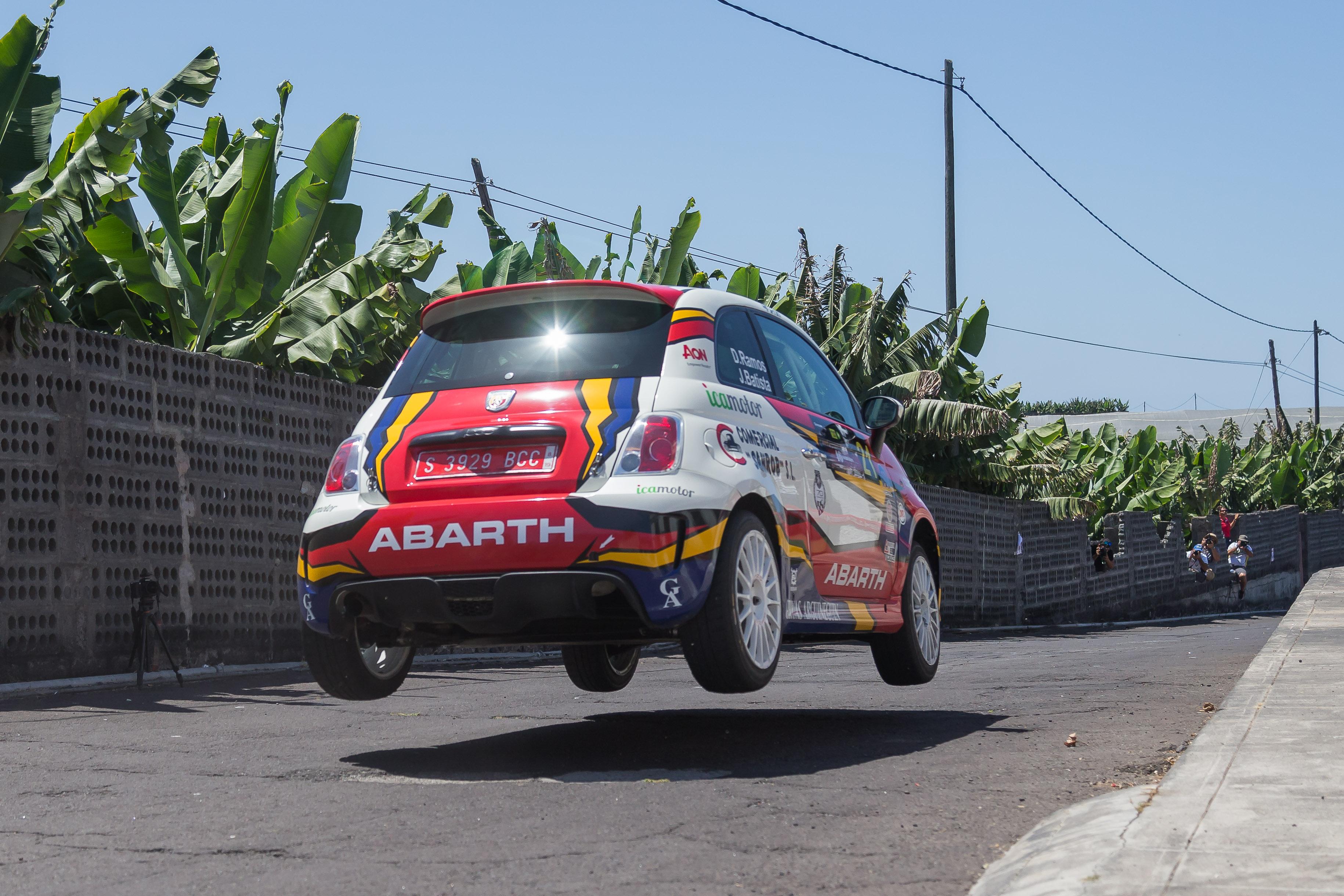 🚗💨 El Abarth 500 R3T, a la conquista de nuevos puntos