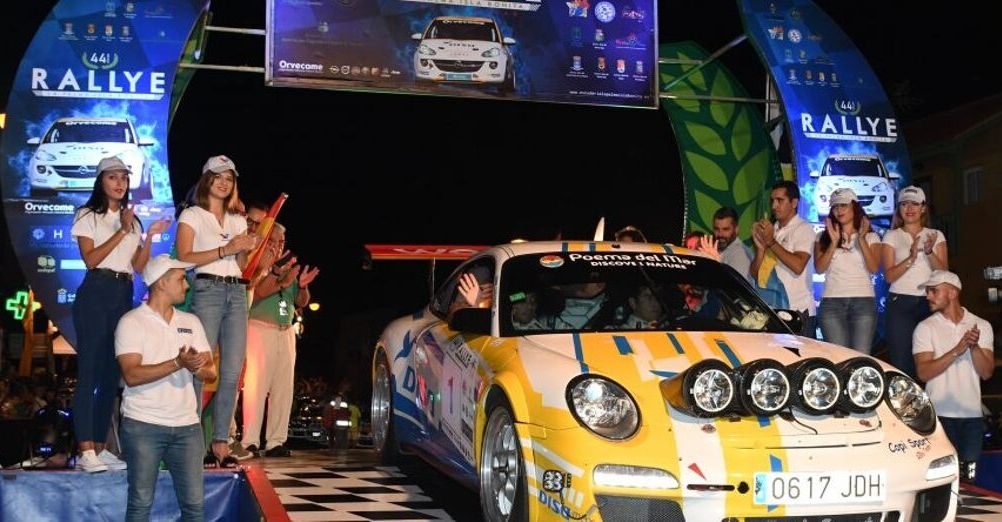 📢 Lista de Inscritos: 45 Rallye La Palma Isla Bonita – Trofeo CICAR 🚗💨 Enrique Cruz-Yeray Mujica, con el número uno en el 🏁45º Rallye La Palma Isla Bonita – Trofeo CICAR