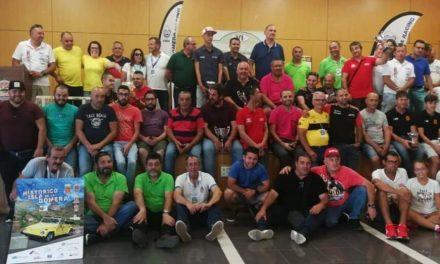 🚗💨 El equipo de Naviera Armas ( Domi Guerra-Nazer Ghuneim) estarán presentes  este fin de semana en la 🏁 45ºedición del Rallye Isla Bonita