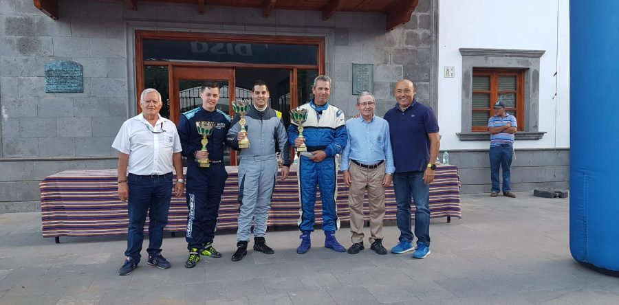 📢 Cincuenta y cinco pilotos inscritos para la 🏁 45º Subida de Fataga, con Iván Armas y Miguel Cabral como favoritos