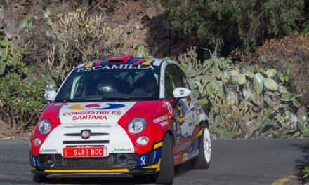 🚗💨 El equipo Abarth – Icamotor, rumbo a La Palma para  defender sus opciones en el Regional