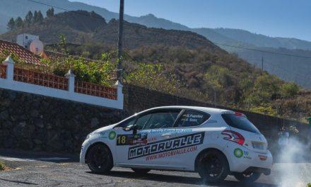 🚗💨 Sergio Fuentes y Abraham Báez vuelven a la carga con  su Peugeot 208 R2