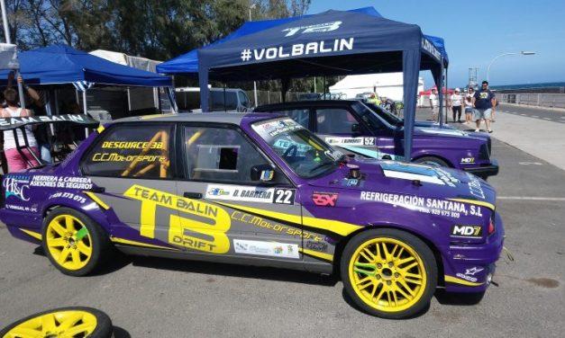 🚗💨 24 pilotos este domingo en la segunda cita de los campeonatos de Canarias de Drift y Velocidad