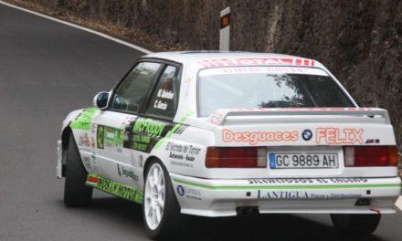 🚗💨El equipo Quintino Motorsport en el 🏁II Rallysprint Encanto Rural Puntagorda