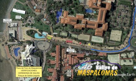 🚗💨 Iván Armas-Tino Guerra abren la lista de 83 equipos en el 🏁46º Rallye de Maspalomas de este fin de semana