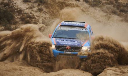 🚗💨 El SB Hotels Rally Team hará su debut internacional en Marruecos