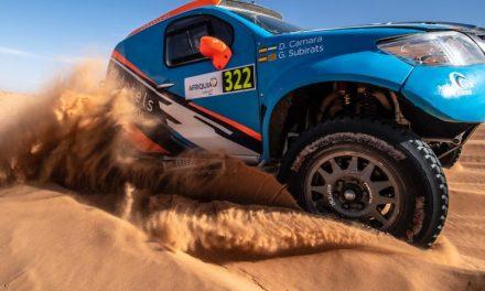 🚗💨Prometedor debut internacional del SB Hotels Rally Team en Marruecos