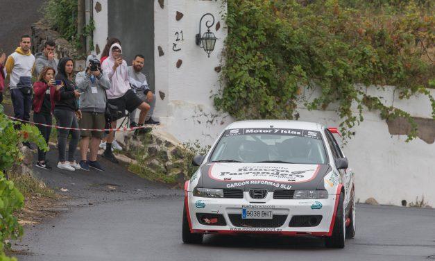 📢 Cerca de 30 equipos tomarán la salida en el 🏁 II Rallysprint de La Gomera