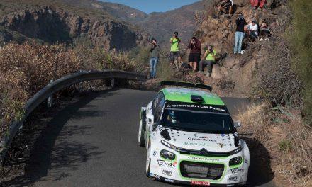 🚗💨 El Campeonato BP de Rallyes de Las Palmas, rumbo al sur de Gran Canaria