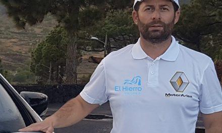 🚗💨 El herreño Zósimo Hernández regresa este fin de semana al 🏁Campeonato de España de Rallyes sobre Tierra