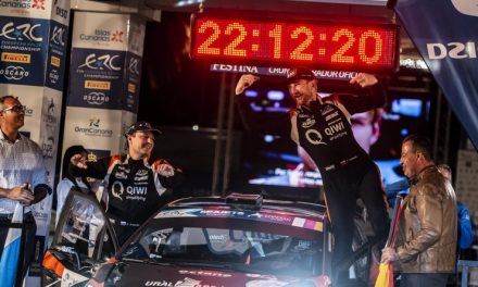 La edición número 🏁 44 del Rally Islas Canarias se celebrará entre los días 7 y 9 de mayo de 2020