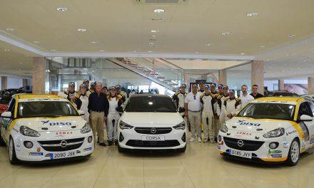 Todo listo para conocer el ganador de la 🚗💨 III Copa Adam DISAmax en el 🏁41 Rally Orvecame Isla de Lanzarote
