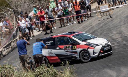 📢 El equipo de Padaman Sport en el 🏁 45º Rally Isla de Tenerife.