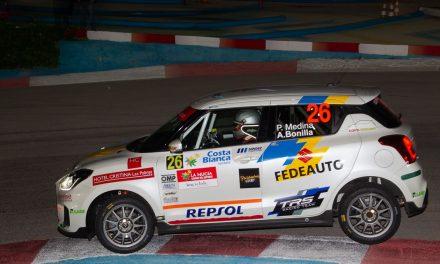 Padaman Sport en el 🏁 Rally Comunidad de Madrid – RACE.