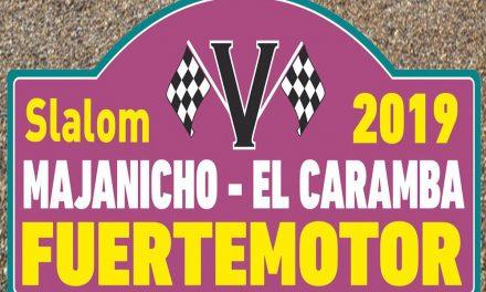 El CD FuerteMotor confirma el 🏁 V Slalom Majanicho – El Caramba para el domingo 1 de diciembre