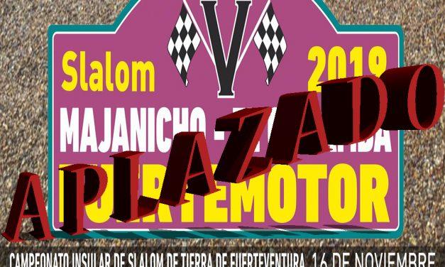 📢 La Demarcación de Costas deniega la celebración del 🏁V Slalom  Majanicho – El Caramba