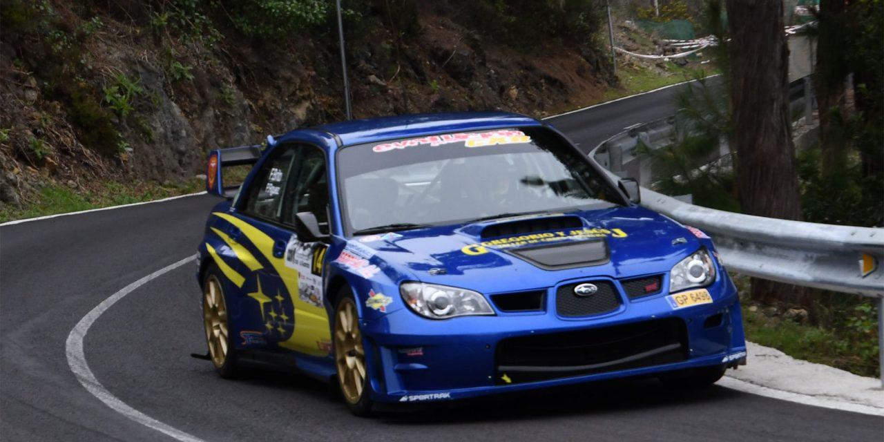 El Febrigar Car Car Sport en la 🏁 XXI Subida San Miguel de Abona
