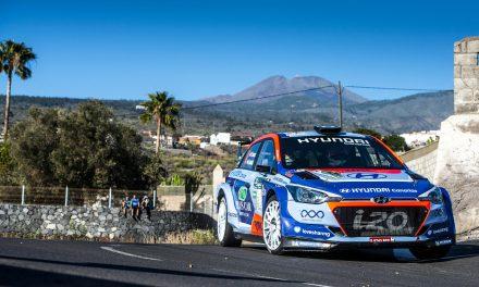 🚗💨 Lemes y Peñate, ante un 🏁Rally Isla Tenerife crucial para sus aspiraciones en el campeonato canario