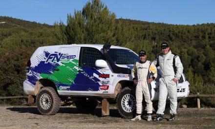 Joan Font disputará en Arabia Saudí su primer Dakar en coche🚗💨