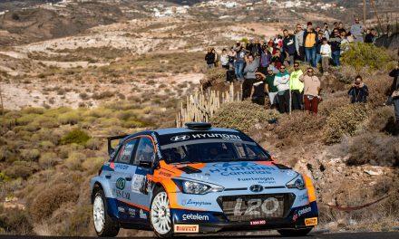 📢 Importantísimo doblete de Hyundai en el Rally Isla Tenerife