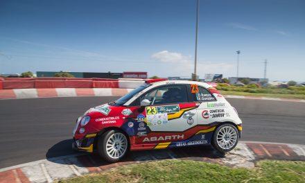 🚗💨 El equipo Abarth – Icamotor pone rumbo a Tenerife con su  500 R3T