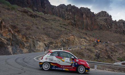 El equipo 🚗💨 Abarth – Icamotor finaliza su temporada en la  isla de Lanzarote